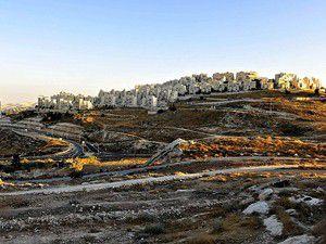 Yeni Yahudi yerleşim birimleri hızla artıyor
