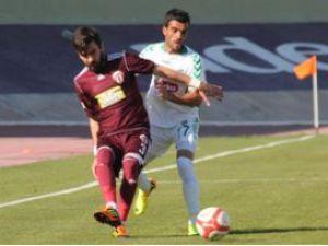 Konyada golsüz eşitlik 0-0