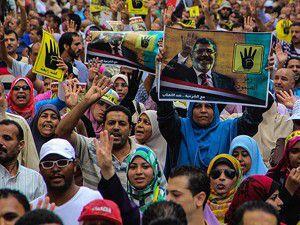 Mısırda gösteri kanunu tartışılacak
