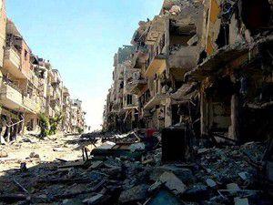 Suriyede her gün ölüm var!
