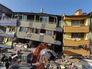 Van depreminin 2. yıldönümü
