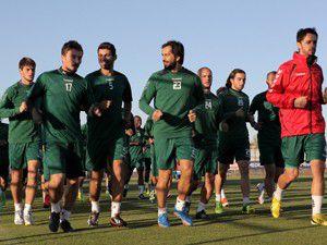 Torku Konyasporda Bursaspor maçı hazırlıkları