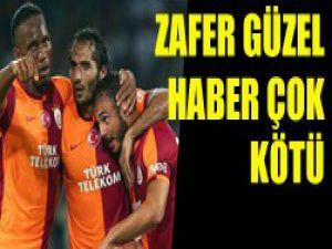 Galatasaray şokta!
