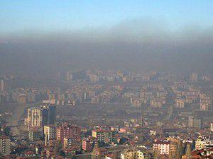 Hava kalitesine bakanlıktan yakın takip