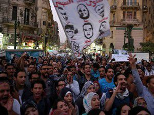 "Mısırda ""Gösteri Kanununa"" karşı gösteri"