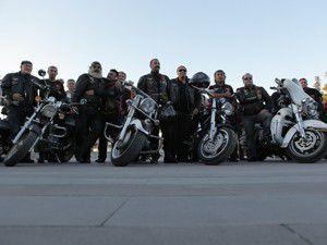 Motosiklet tutkunları Konyada buluştu