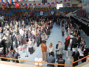 AK Partide temayül heyecanı
