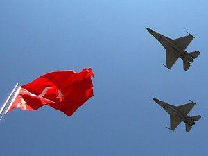 Rus uçağına karşı iki F-16ya alarm görevi
