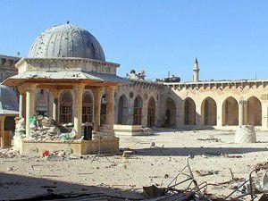 Suriyede tarih yok oluyor