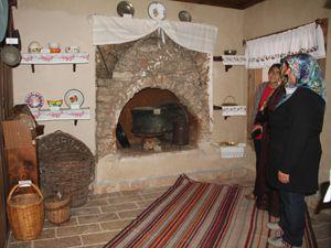 Seydişehirde Kültür Evi Müzesi törenle açıldı