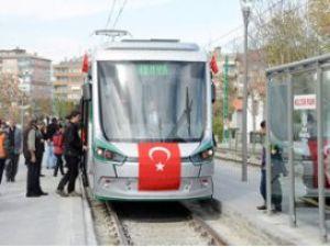 İşte Konyalının yeni tramvayı...