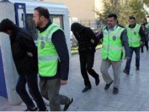 Konya polisinden hırsızlara darbe!