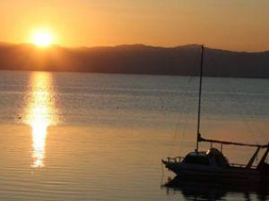 Yağışlar Beyşehir Gölünü sevindirdi