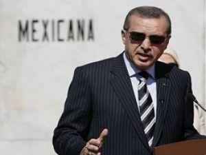 Başbakan Erdoğan Meksikada