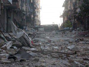 Suriyede 133 bin kişi öldü