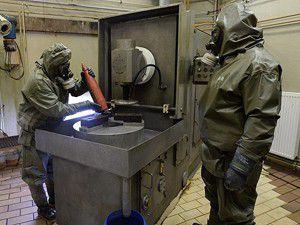 Suriye tüm kimyasal silahları imha etti
