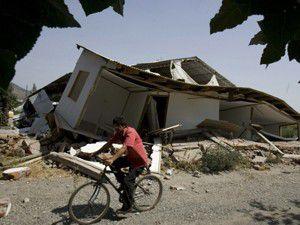Şilide 6,6 büyüklüğünde deprem
