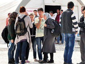 Suriyeli öğrenciler Türkiyede okula başlıyor