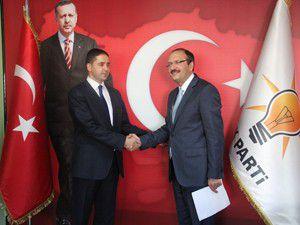 Mustafa Yazlık, Merama aday adaylığını açıkladı