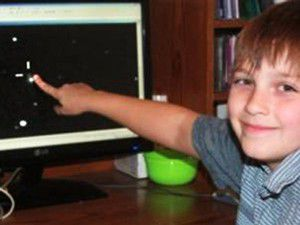 10 yaşındaki çocuktan müthiş keşif