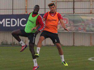 Torku Konyasporda hazırlıklar devam ediyor