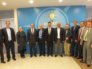 AK Partide aday adayları mülakatları başladı