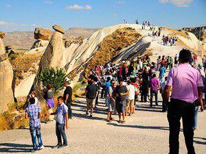 Turizmde 2014 hedefi 36 milyon turist