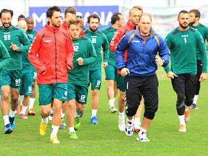Torku Konyasporda Antalya hazırlıkları!