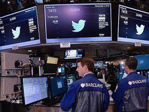 Twitter borsayı alt üst etti!