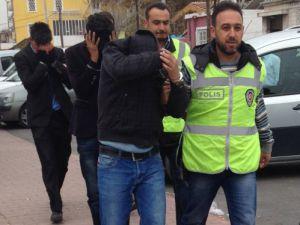 Polis baskın düzenledi