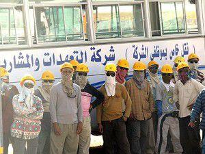 Suudi Arabistanda yabancı işçi isyanı