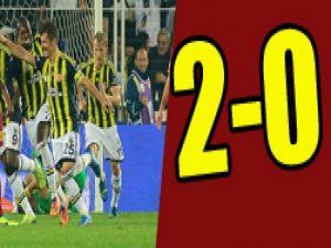 Zafer Fenerbahçenin: 2-0