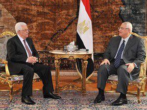 Abbas ile Mansur bir araya geldi