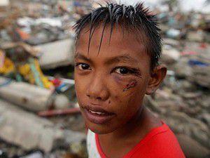 Tayfundan 4 milyon çocuk etkilendi