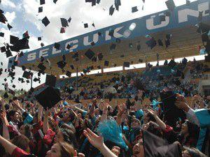 Selçuk Üniversitesi yükseliyor!