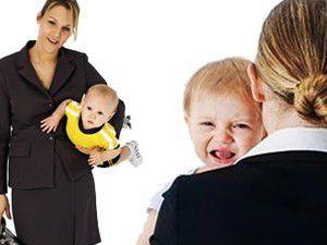 Çalışan anneye yeni formül