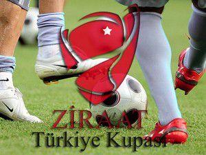 İşte Ziraat Türkiye Kupasında eşleşmeler