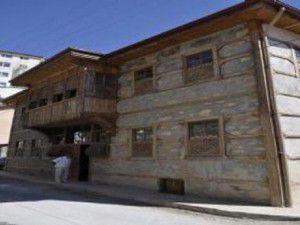 Seydişehirde öğrencilerden Adile Baysal Kültür-Sanat Evine ziyaret