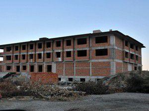 Akşehirin ikinci kültür merkezi tamamlanıyor