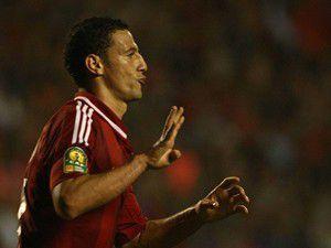 """Rabia"" işareti yapan futbolcuya ceza"