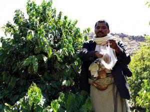 Kahve yeniden Yemenden gelecek
