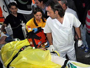 Kenyada vurulan Türk hayatını kaybetti