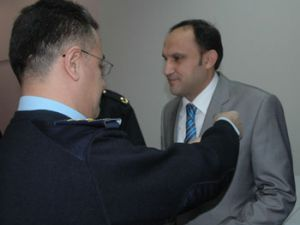Konya Polisi ödülü hak etti