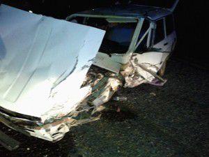 Konyada trafik kazası 1 ölü 2 yaralı
