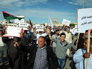 Libyada ölü sayısı 48e yükseldi