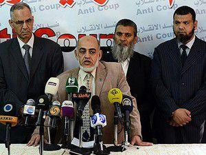 Mısırda darbe karşıtı ittifaktan yeni girişim