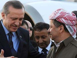 Barzani ile 4 konuda mutabakat
