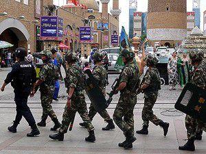 Çinin Sincan Uygur Özerk Bölgesinde olay: 11 ölü