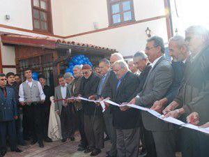 Karatay da 4 emekli konağı hizmete açıldı
