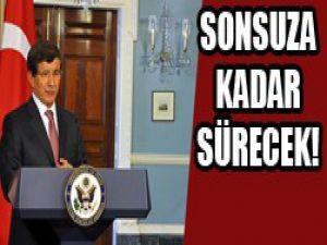 """""""Türkiye ile ABD ilişkileri güçlü"""""""